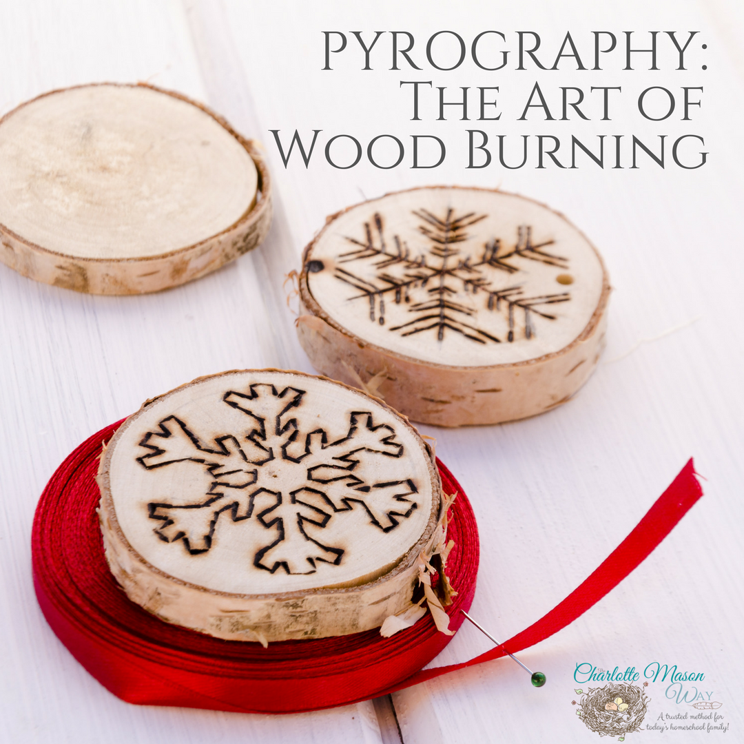Pyrography: The Art of Wood Burning