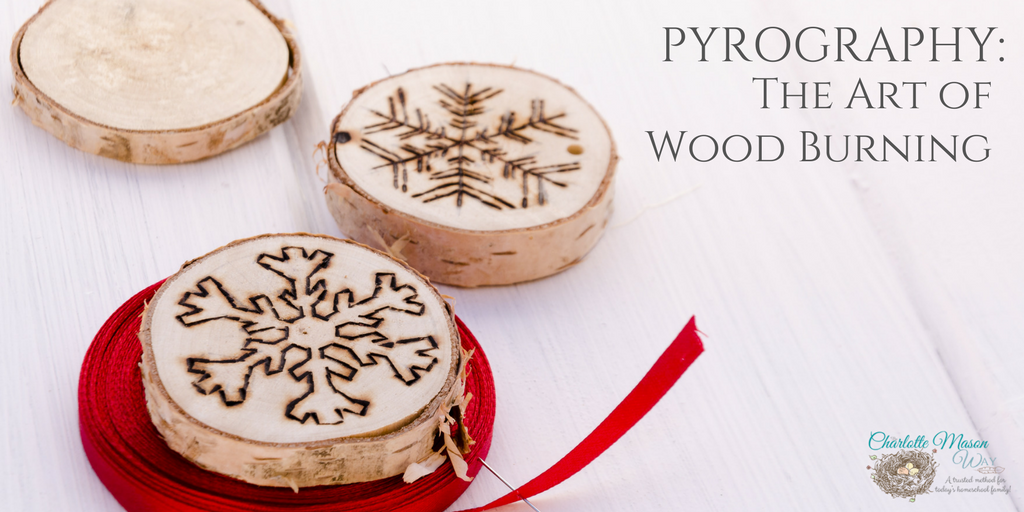 Pyrography: The Art of Wood Burning - Unlimited ways to use the skills to make all kinds of beautiful crafts. | www.thecharlottemasonway.com