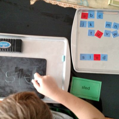 All About Spelling - Hands-on learning for spelling perfect for the Charlotte Mason way. | www.thecharlottemasonway.com