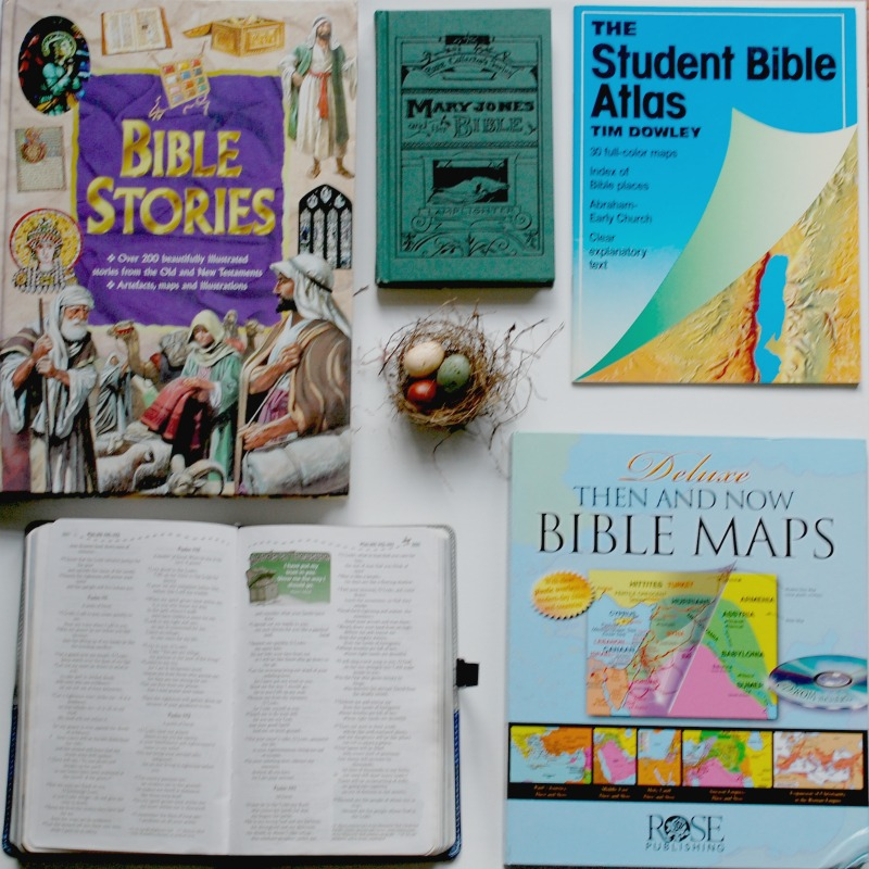 Bible Study - Includes resources for the whole family to learn about the Bible. | www.thecharlottemasonway.com